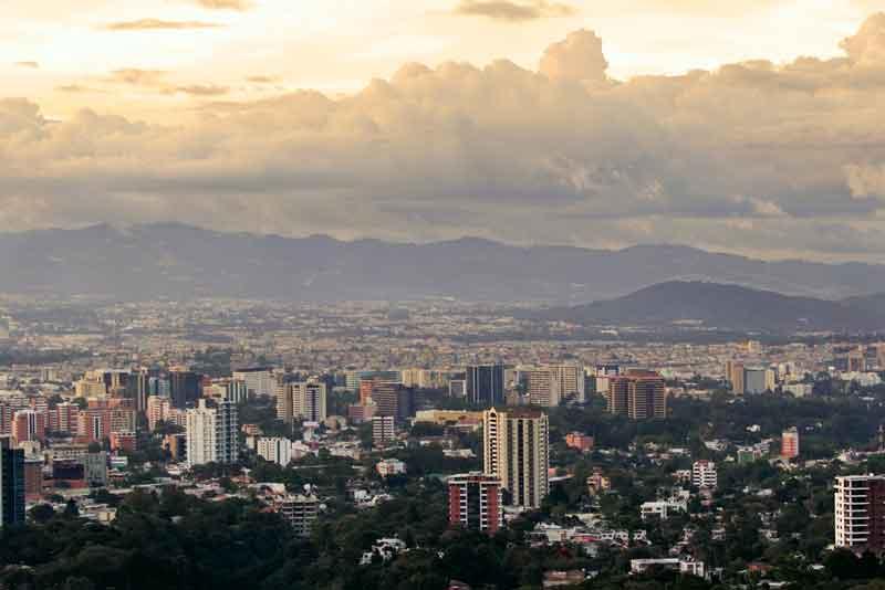 グアテマラシティ画像