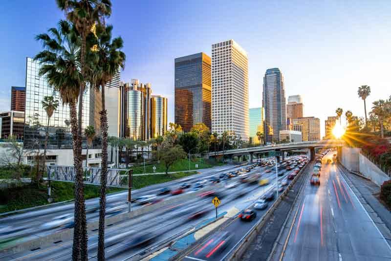 ロサンゼルスST画像