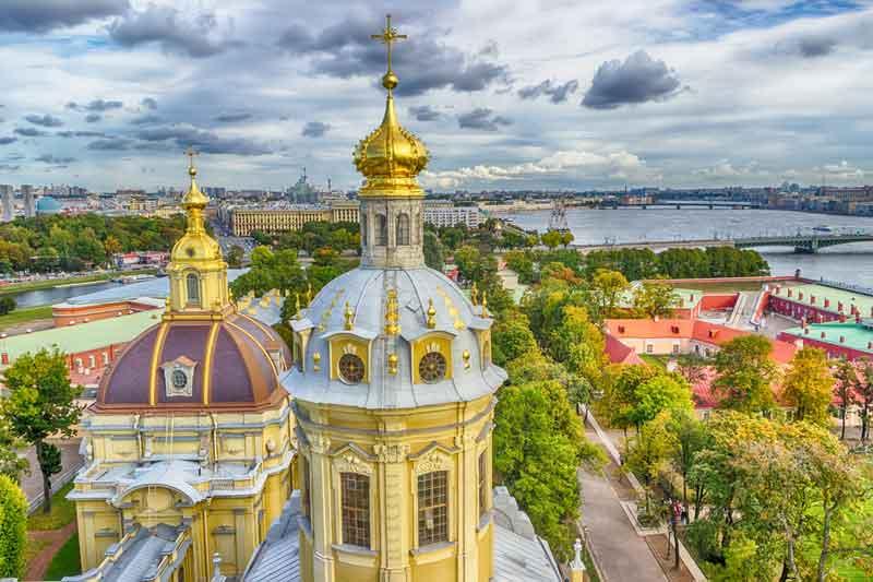 サンクトペテルブルグ画像