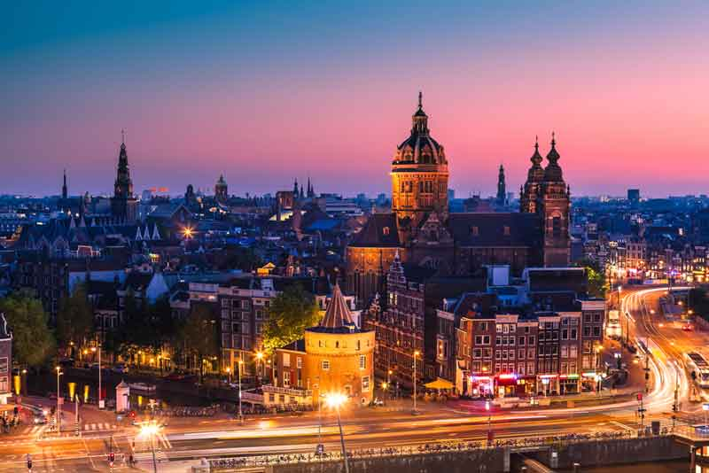 アムステルダム画像