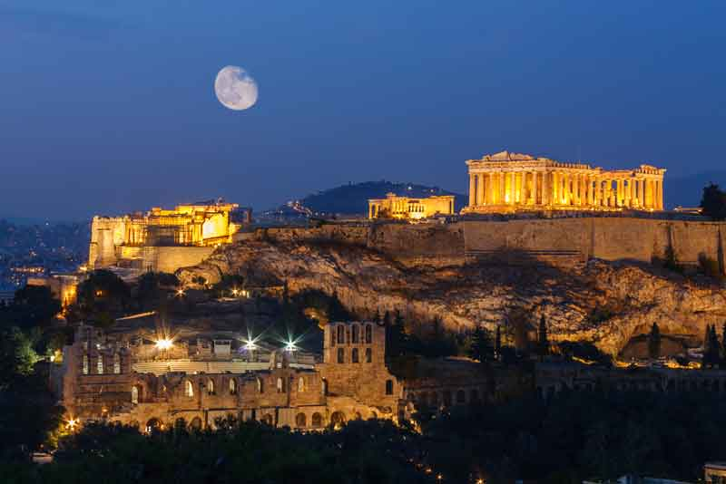 アテネ画像