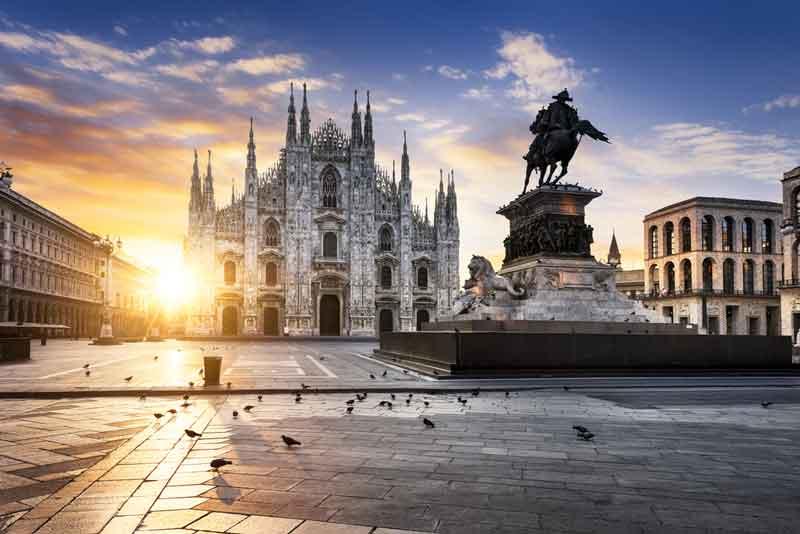 ミラノ画像