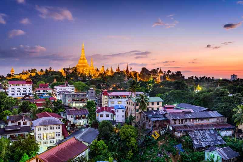 ヤンゴン画像
