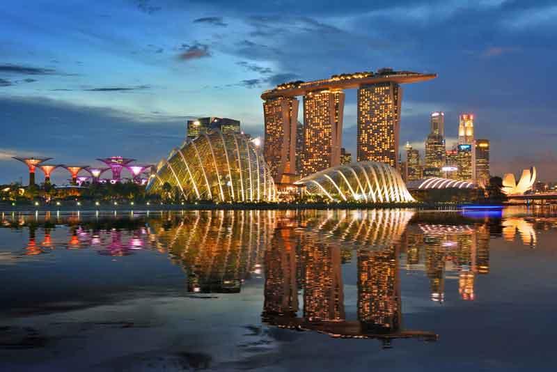シンガポール画像