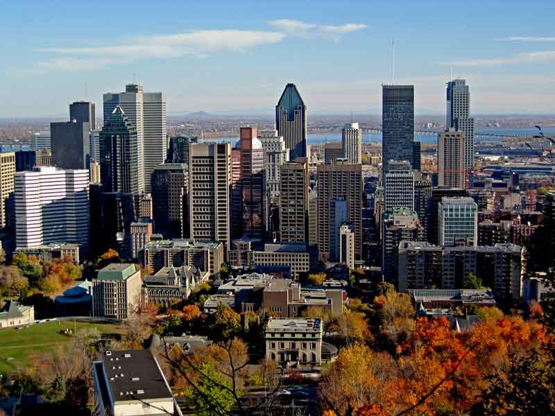 モントリオール画像