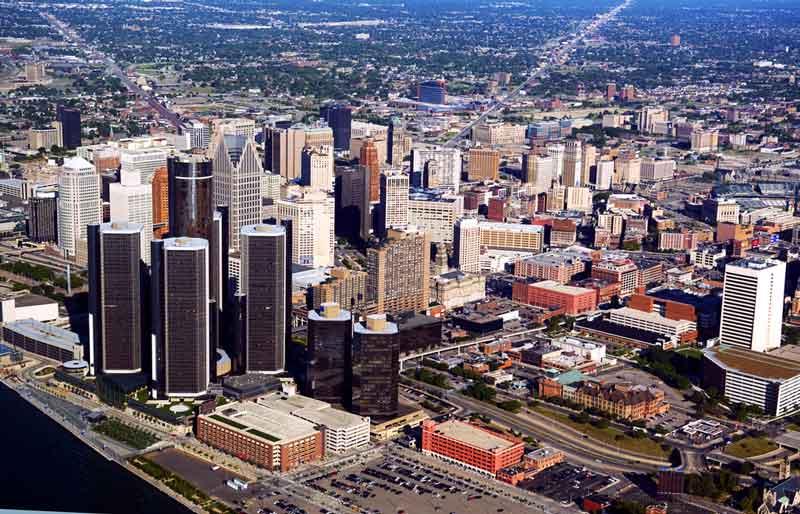 デトロイト画像