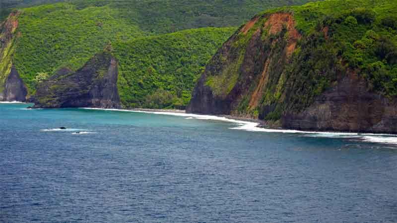 ハワイ島画像
