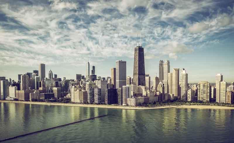 シカゴ画像