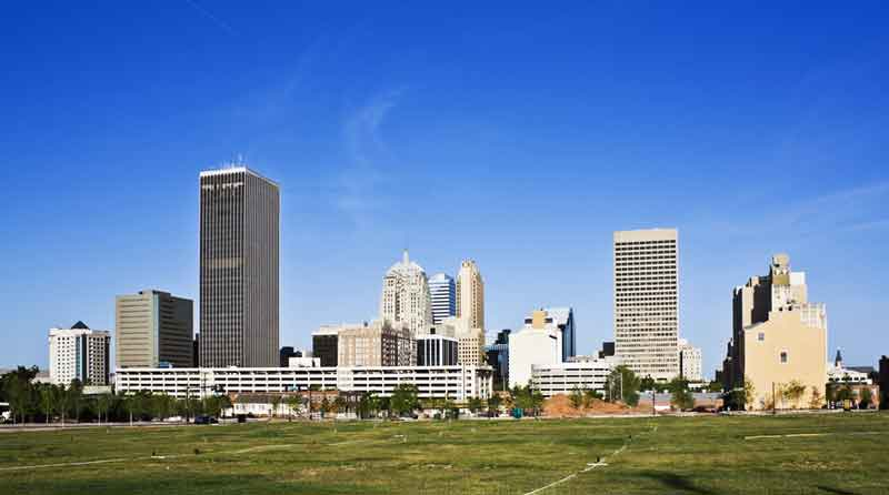 オクラホマシティ画像