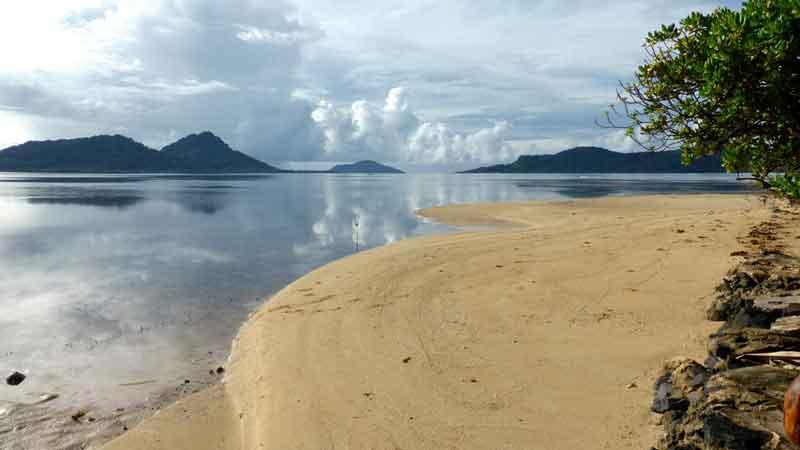 チューク島画像
