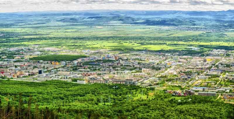 ユジノサハリンスク画像