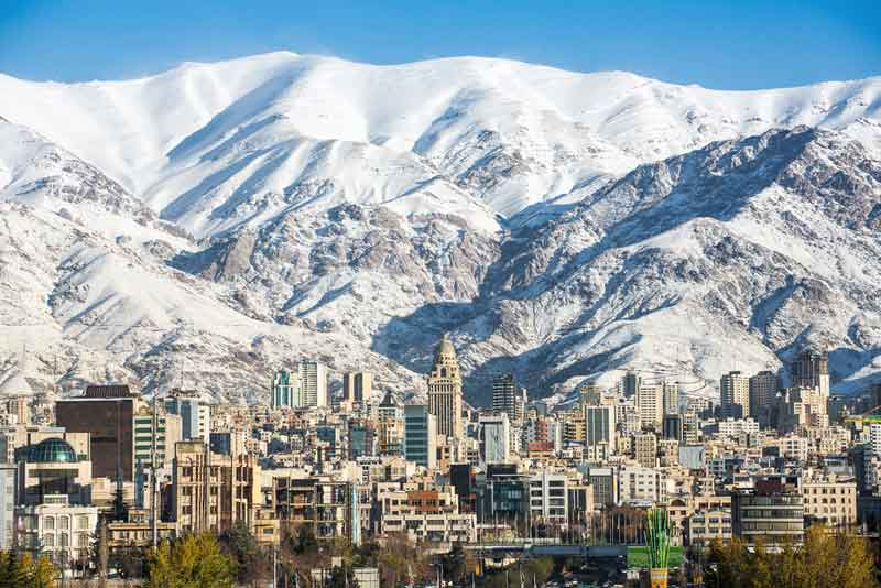 テヘラン画像