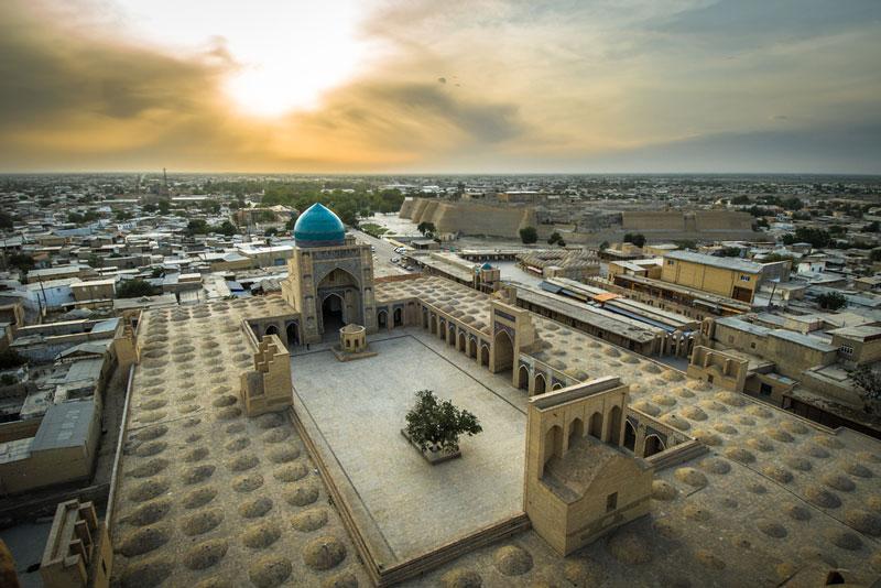 ウズベキスタン画像